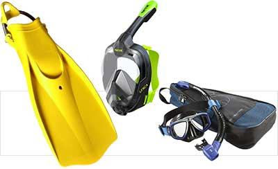 ABC - masti, tuburi si labe scuba diving si snorkeling