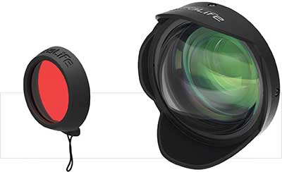 Accesorii pentru camere foto-video subacvatice